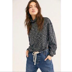 Free People Sunny Days Turtleneck Sweater